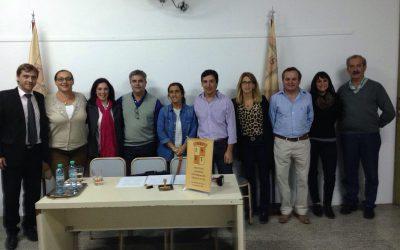 Firma de Convenio de vinculación Académica en San Antonio de Areco