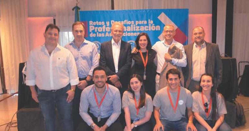 Retos y desafíos para la Profesionalización de las Asociaciones